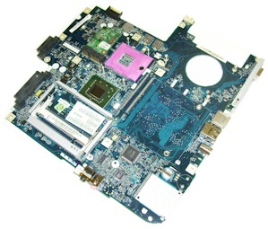 Laptop motherboard Dell 1525 Inspiron MOTHERBoard 48.4W002.021 - 07211-1